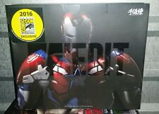 Re:Edit Marvel Iron Man Chemical Attack Iron Patriot Action Figure US Seller HTF