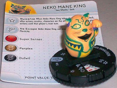 Heroclix Yugioh # 012 Neko Mane King