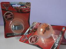 Lotto di 2 PALLA PAZZA CARS2 Cricchetto+FINN AGE +36mesi cars Disney Magic BALL