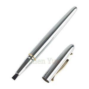 Optical Fiber Cutting Pen High Hardness Black Ruby Cutting Tool Oblique