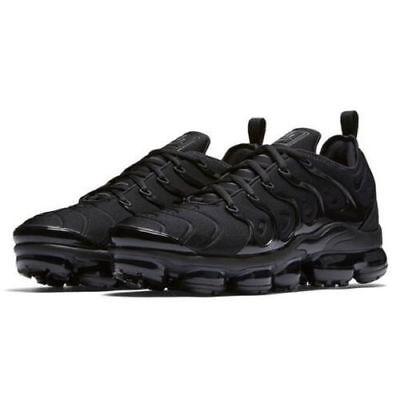 info for d5eda ebf40 Nike Air VaporMax Plus size 9. Triple Black. 924453-004. 97 98 95 1 90 max  | eBay