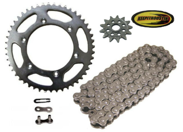 Jt HD Chain and Sprocket 13 49 Kit for use on Crf 250 2004-2013 Crf250