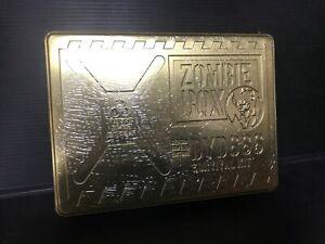 Dylan-Dog-Zombie-Box-Sigillata-Oro-Gold-ed-limitata-articolo-nuovo