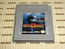 Mortal Kombat II 2 per Gameboy e color e advance