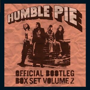 Humble-Pie-Official-Bootleg-Box-Set-Vol-2-New-CD-Boxed-Set-UK-Import