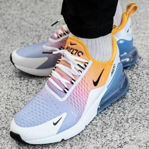 Details zu Nike Air Max 270 Sneaker Herren Herrenschuhe Turnschuhe Schuhe Weiss AH8050 702