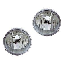 Fits 06-10 Ford F150 F-150 Driver + Passenger Fog Light Lamp Assembly - 1 Pair
