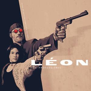 Leon-The-Professional-2-x-LP-Complete-Splatter-Vinyl-Limited-Eric-Serra