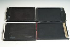 4X 8x10 cut film holders Beat Up