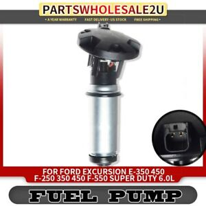 Frame Mount Electric Fuel Pump for Ford Excursion Super Duty 6.0L Turbo Diesel