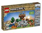 LEGO Minecraft The Crafting Box 2.0 2017 (21135)