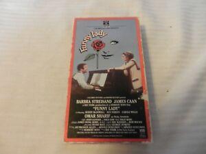 Funny-Lady-VHS-1999-Barbra-Streisand-James-Caan-Omar-Shariff