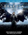 Dracula Untold (Blu-ray/DVD, 2015, 2-Disc Set, Canadian)