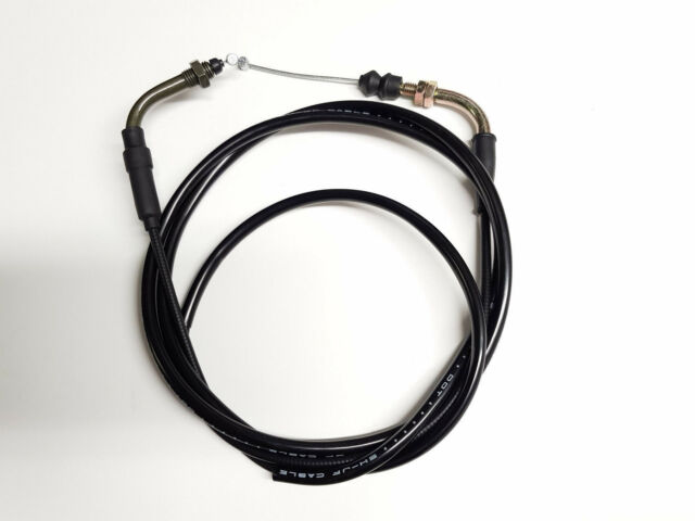 Vehicle Parts & Accessories New Throttle Cable For Sinnis Shuttle 125 ZN125T-7H Throttle & Choke Cables