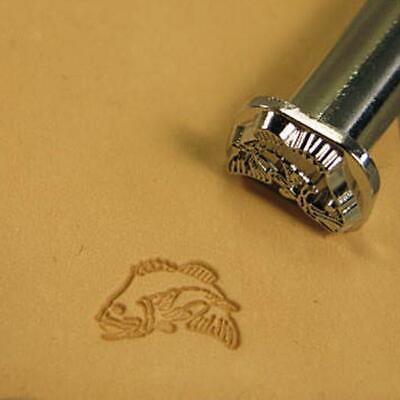 Craft Japan #K167L//R Tropical Fish Stamp Set 2 Leather Stamping Tools