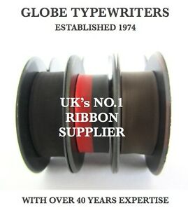 ADLER STANDARD *BLACK*BLACK-RED*PURPLE*.... TOP QUALITY *10M* TYPEWRITER RIBBON dCTJggcP-09152735-188458405