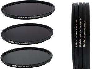 Haida-Slim-PRO-II-MC-Digital-ND-Graufilterset-ND8-ND64-ND1000-Groesse-58-mm