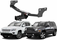 CURT 13081 Class 3 Receiver Trailer Hitch For 2011-2016 Jeep Compass Patriot New