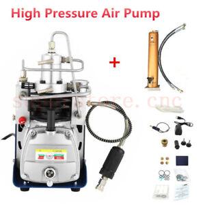30mpa High Pressure Air Compressor Pump Amp Water Oil Filter