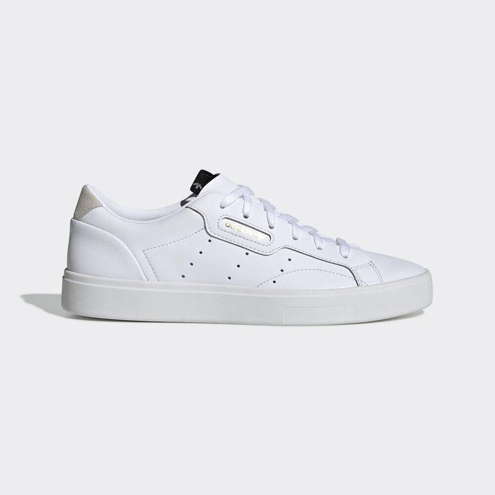 223311dc38c06 New Adidas Original Womens SLEEK WHITE DB3258 US W 5 - 8 TAKSE. Adidas  Gazelle Casual shoes ...