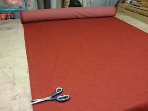 10M LINOSO RED DESIGNER CURTAIN UPHOLSTERY FABRIC - Sleaford, Lincolnshire, United Kingdom - Returns accepted Most purchases from business sellers are protected by the Consumer Contract Regulations 2013 which give you the right to cancel the purchase within 14 days after the day you receive the item. Find  - Sleaford, Lincolnshire, United Kingdom