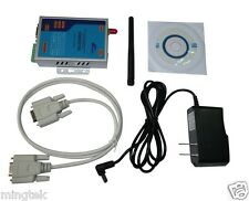 Wi-Fi 802.11b/g Wireless to Serial RS232 RS485 RS422 Converter Adapter Adaptor