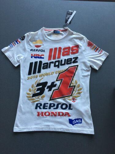 Mas Marquez T-shirt  riepilogativa World Champion 2014