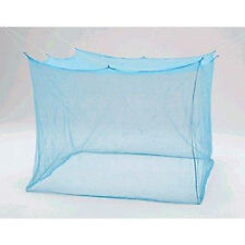 """AD5 SHAHJI CREATION 7X7 EXTRA LARGE DOUBLE BED NYLON MOSQUITO NET (84""""X84"""")"""