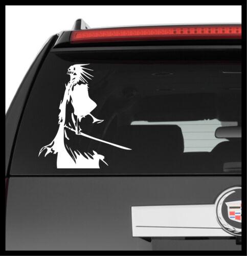 Decal Vinyl Truck Car Sticker Anime Bleach Kenpachi Zaraki