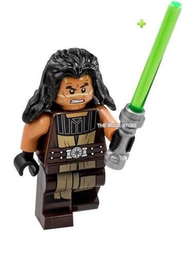 LEGO STAR WARS-Quinlan Vos Figura Regalo Gratuito-FAST-RARE-Bestprice NUOVO