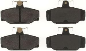 Disc Brake Pad Set-Semi-Metallic Disc Brake Pad Rear Bendix MKD1279