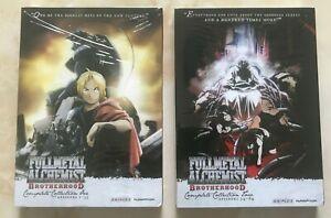 Fullmetal Alchemist: Brotherhood Complete Series Season 1 ...