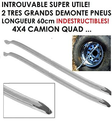 LAND CRUISER PAJERO L200 PATROL HDJ KIT REPARE PNEUS TUBELESS EN 1MN 15 PIECES
