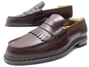 Shoes Heschung 473€ Chaussures Bordeaux Neuf 8 Mocassins 42 En Helix Cuir 5 5 BxFPqw5