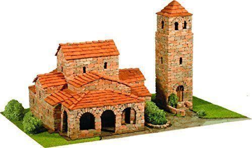 Domus Kits romanico 16 83//40093 Santa Maria DE Lebena