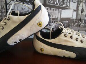 Details about Puma Ferrari Supersqualo Lo Gt Racing Men's Sneaker Size US 9.5 EU 42 13 RARE