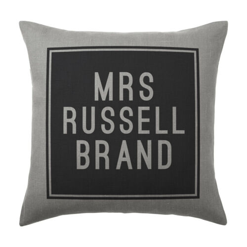 Russell brand coussin pillow cover case-poster tasse t shirt