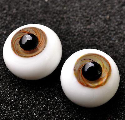 Good 12mm Purple Pupil Glass BJD Eyes for BJD AOD DD Volks Luts Doll outfits