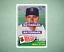 Mike Ryan Boston Red Sox 1965 Style Custom Baseball Art Card