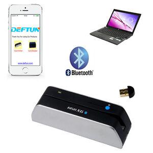 MSRX6BT-Bluetooth-Magstripe-Encoder-Credit-Card-Reader-Writer-Swipe-MSR206-605
