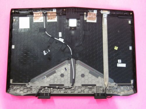 """NEW GENUINE Alienware M17X R5 LCD Back Cover 17.3/"""" No Hinges AM0UJ000420 WCGWC"""