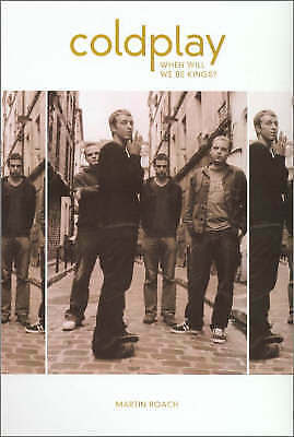 "Very Good Roach, Martin, ""Coldplay"": Nobody Said it Was Easy, Paperback, Book"