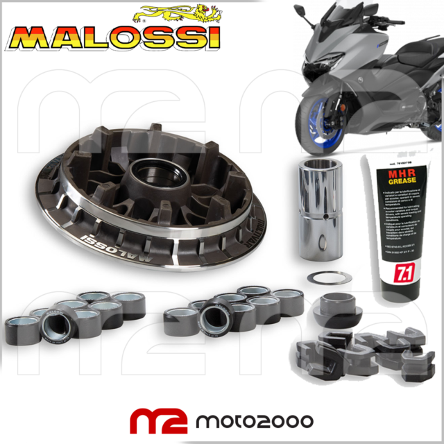 VARIATORE MALOSSI MULTIVAR 2000 RACING MHR NEXT YAMAHA T MAX T-MAX 560 2020