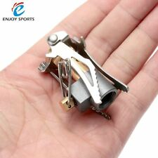 Portable Folding Mini Camping Stove Outdoor Gas Stove Survival Furnace Stove 45g