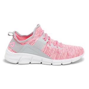 FILA Women's Lombardi Pink/Gray/White