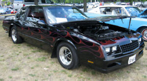 1987 Monte Carlo SS mild custom