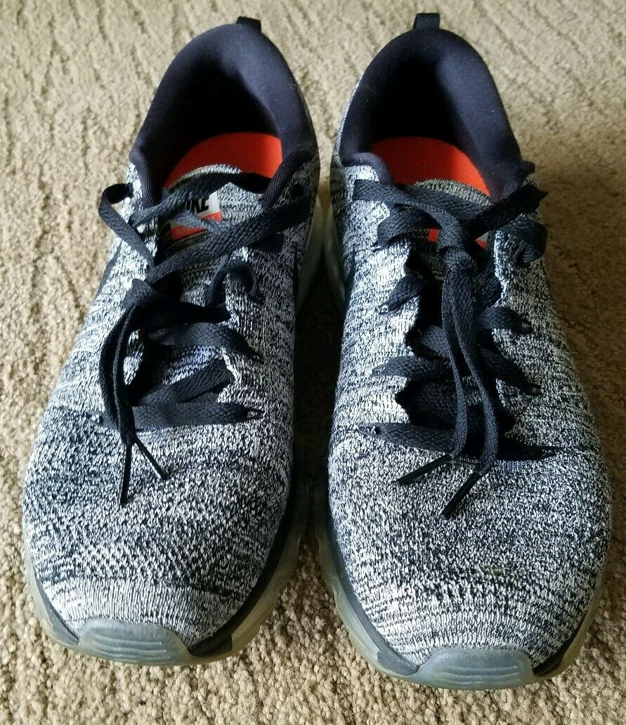 Nike Flynit Mens Running shoes Size 9