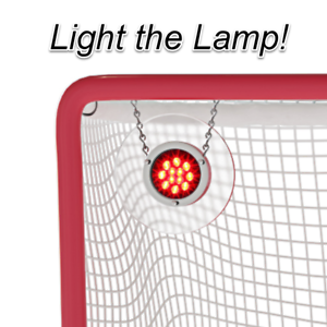 Details about Hockey Shooting Target, Goal Net Shot Practice Training Aid  LED Light 10