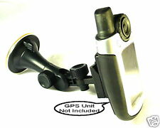 Car Windshield Mount Holder Suction Cup for Garmin Rino 610 650 655T