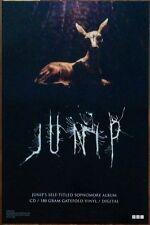 JUNIP Junip S/T Ltd Ed Discontinued RARE New Poster +FREE Folk/Rock/Psych Poster